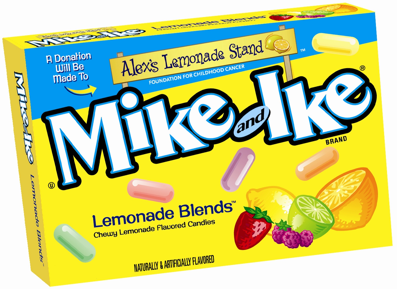 MIKE & IKE Lemonade Blends: Giveaway!