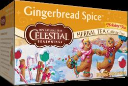 Celestial Seasonings Holiday Teas Sugar Plum Spice Nutcracker