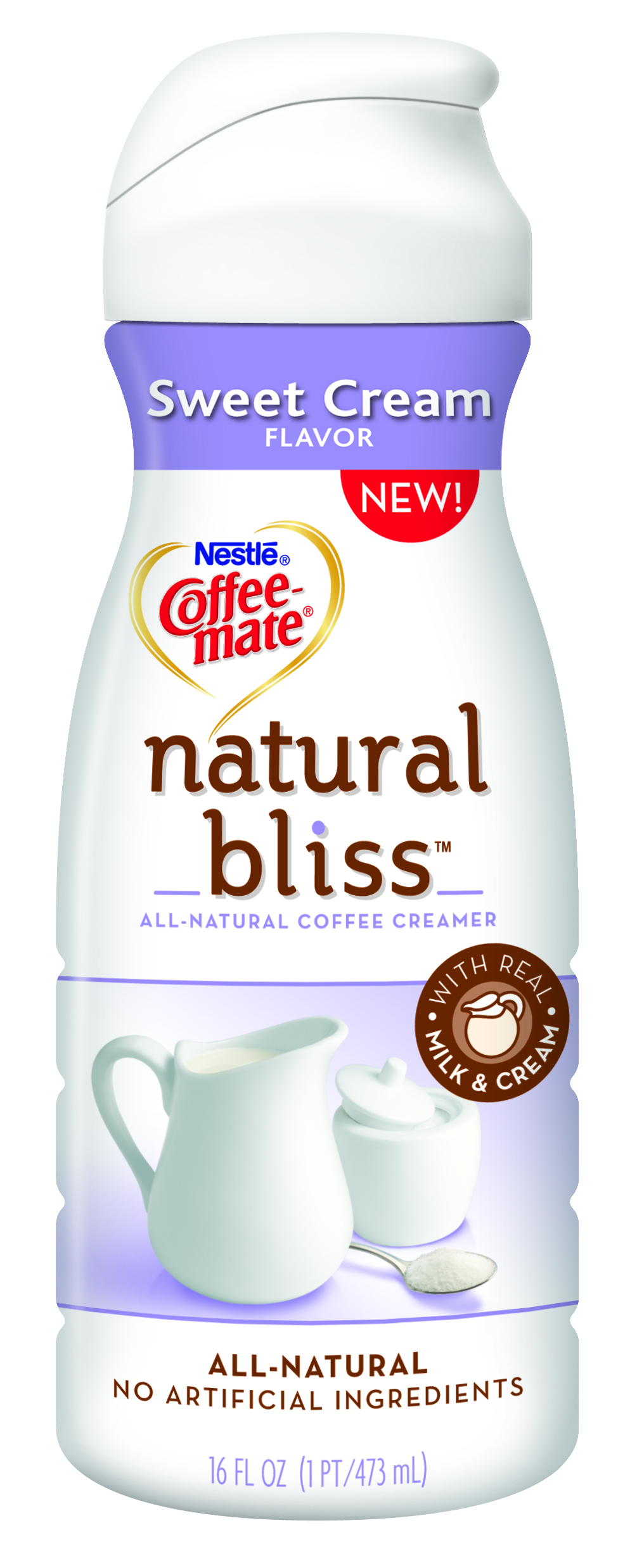 Natural Bliss Sweet Cream Review