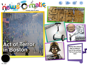 News-O-Matic 2013_04_16 Cover Image Boston
