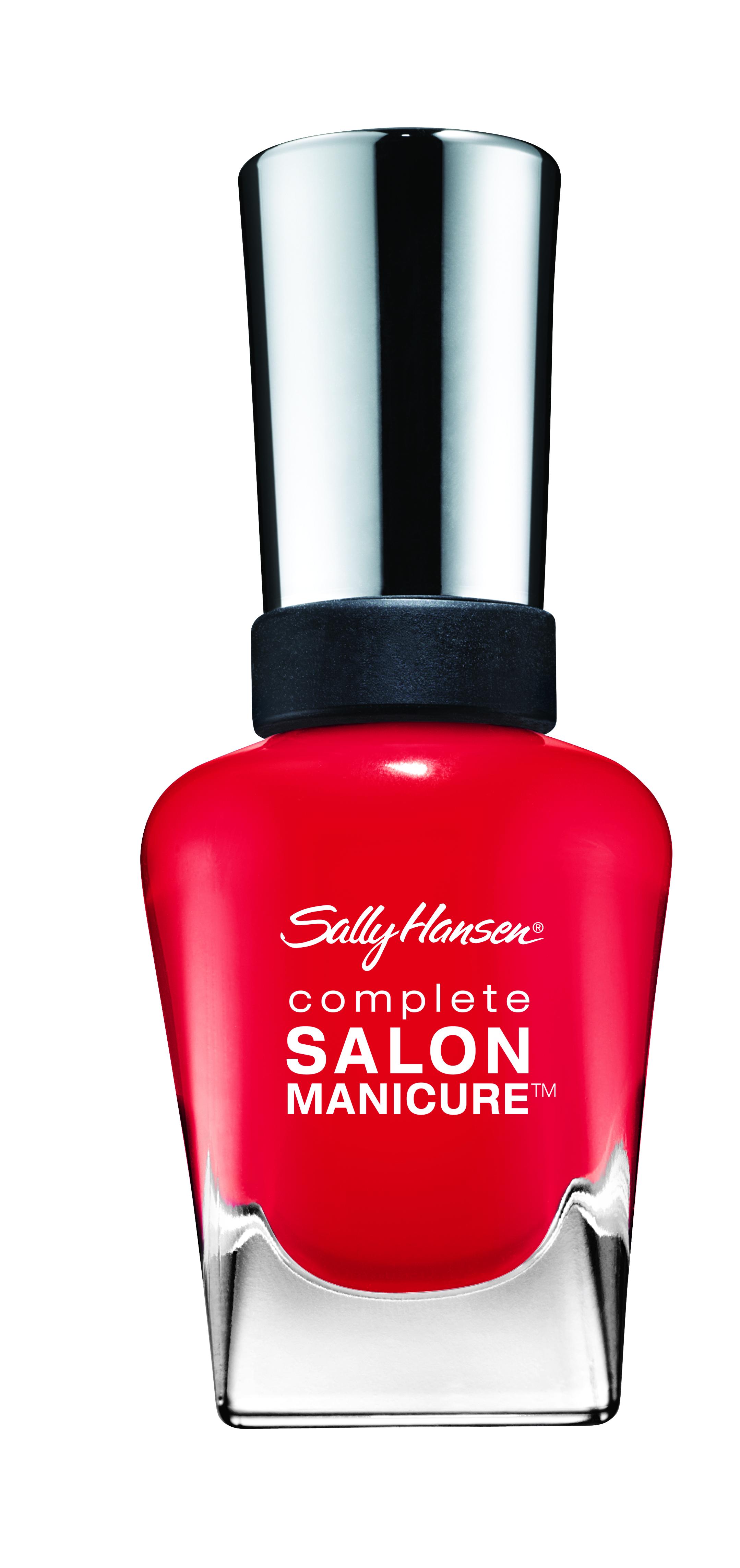 sally hansen complete salon manicure delivers 7 benefits. Black Bedroom Furniture Sets. Home Design Ideas