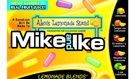 MIKE AND IKE® Lemonade Blends®  Sweeten Summer 2013! <small class=