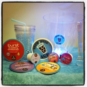 Brew Over Ice Prize Package