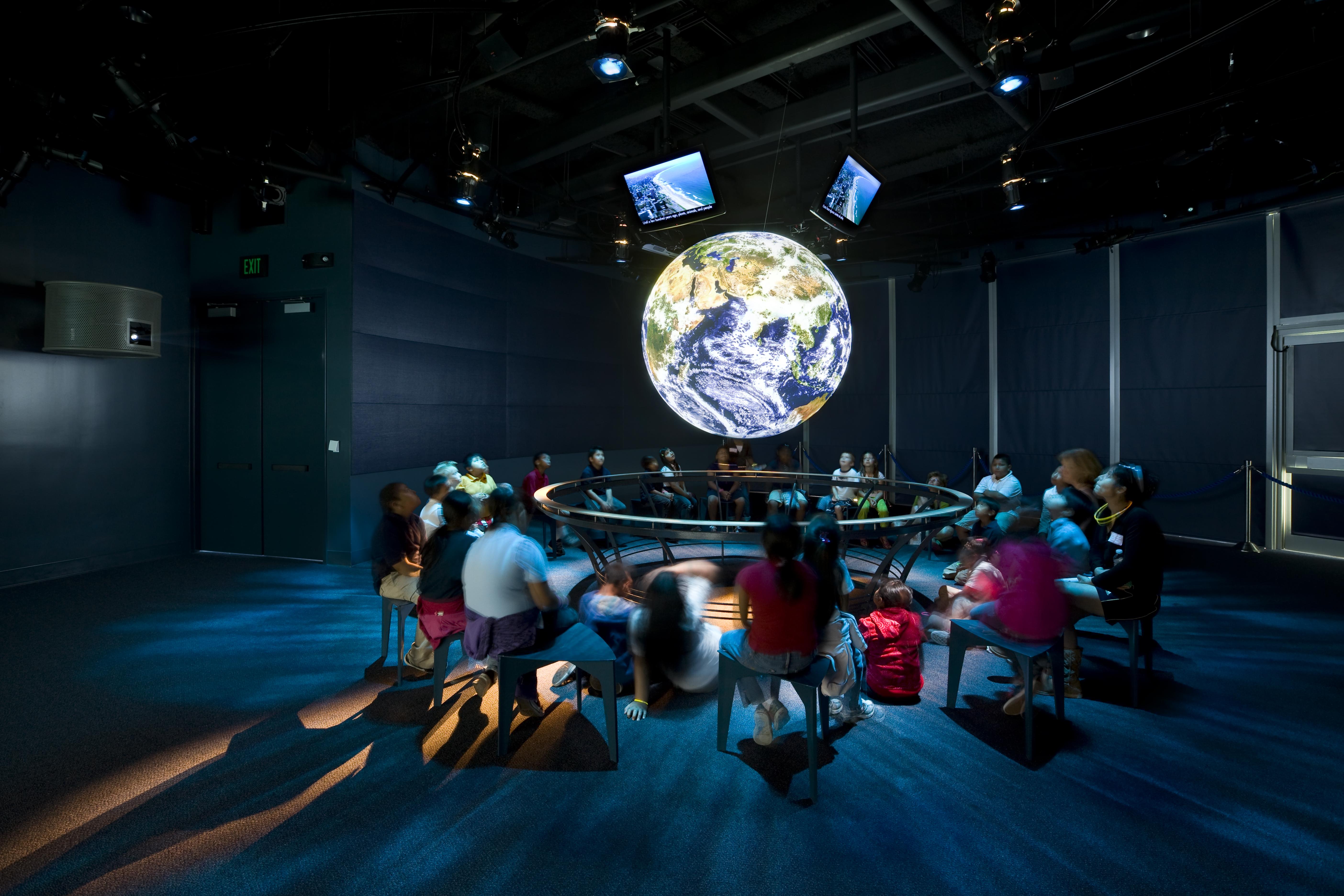 NEW NASA EXHIBIT: DEBUTS AT AQUARIUM OF THE PACIFIC IN ...