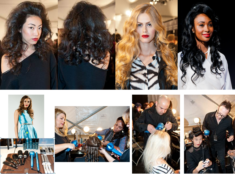 Get The Look From Malan Breton With Babyliss Pro