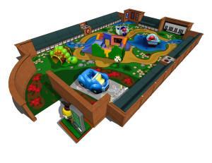 Children's Play Area 2