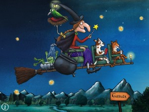 Room on the Broom Games App_Magic Light Pictures