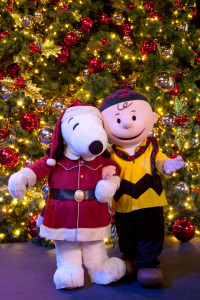 Charlie and Snoopy Tight