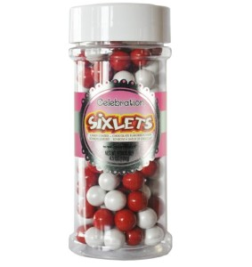 43811-Red-Shimmer-White-Sixlets