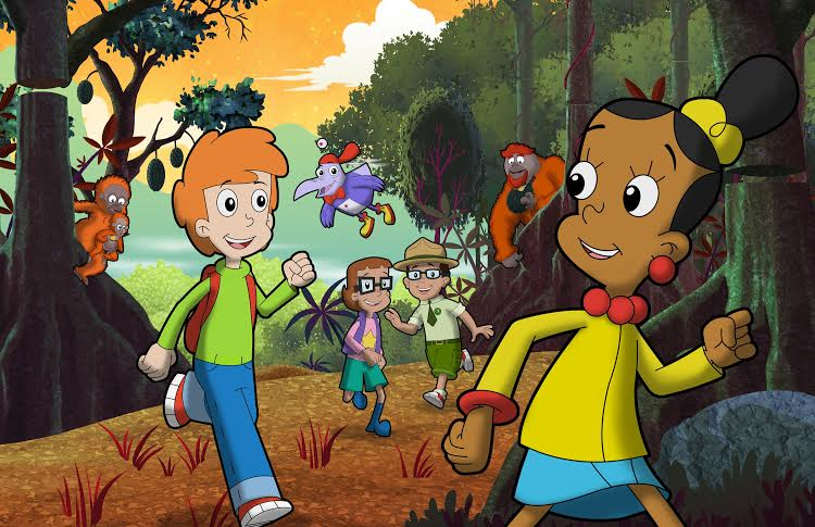 �spring ahead� with pbs kids and the national recreation