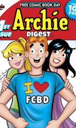 Archie Digest #1 FCBD 2014 Edition