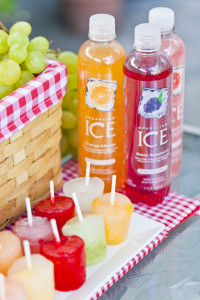 Memorial Day Sparkling ICE Pops
