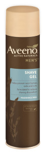 AVEENO Men's Shave Gel