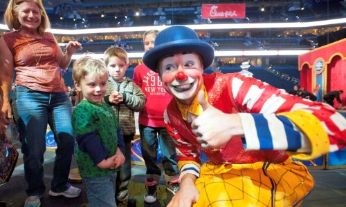 "Ringling Bros. and Barnum &#038; Bailey presents ""Legends"" <small class="