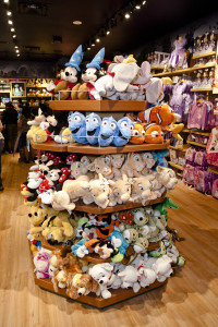 Eaton Centre Disney Store Grand Opening
