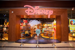 Disney Store_Store Front