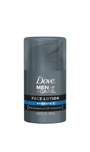 Dove Men+Care Hydrate+ Face Lotion