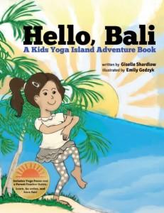 Hello Bali - Front Cover