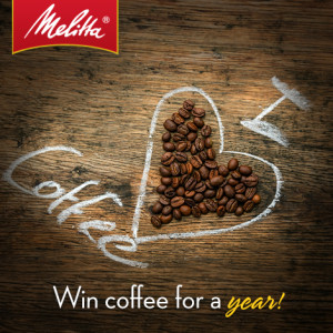 Melitta Coffee for a Year