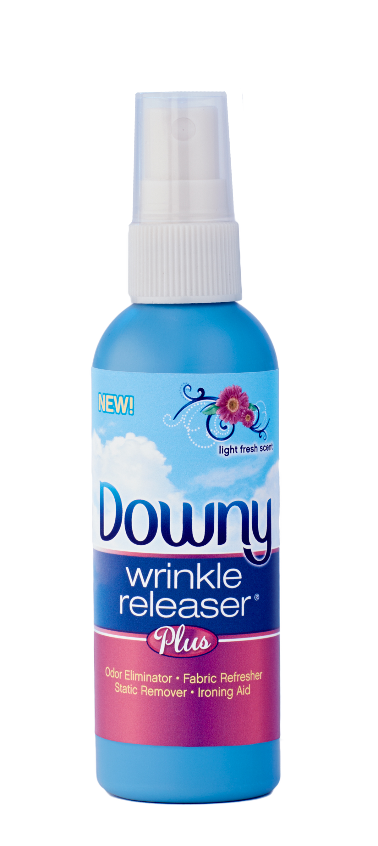 New downy wrinkle releaser plus features 101 uses in one wonderbottle reinvented trigger spray - New uses for the multifunctional spray ...