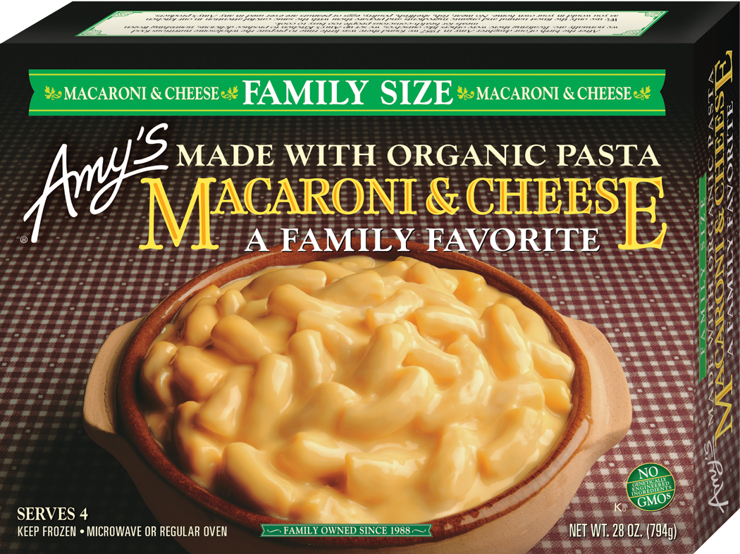 Amy S For The Family New Family Size Entrees