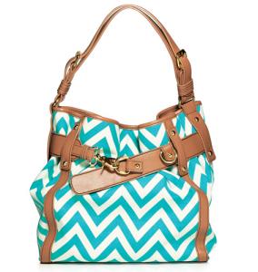 Get In The Groove Handbag