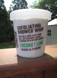 Good Earth Beauty Coconutl Lime Exfoliating Whip