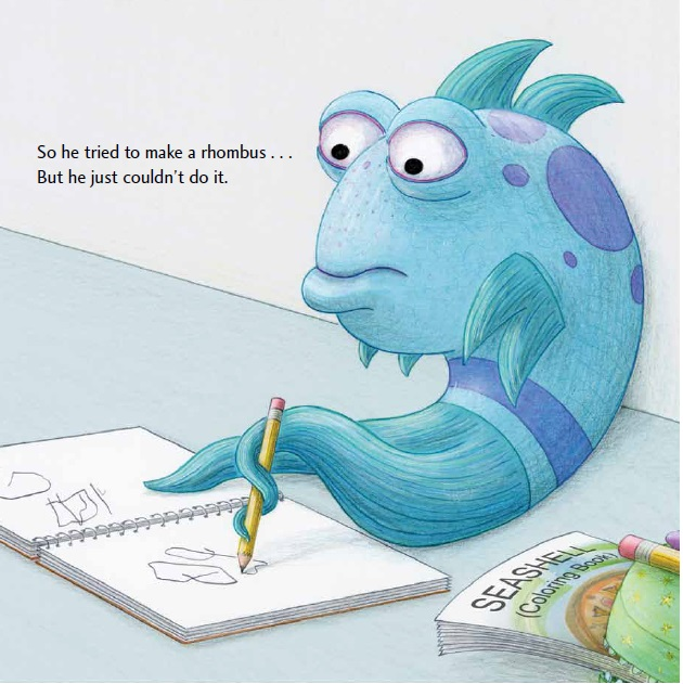Pout-Pout Fish by Debbie Diesen: Illustrated by Dan Hanna Giveaway ...