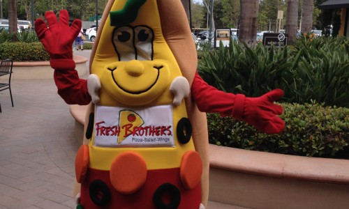 Fresh Brothers Pizza Opens First Location in Newport Beach! <small class=