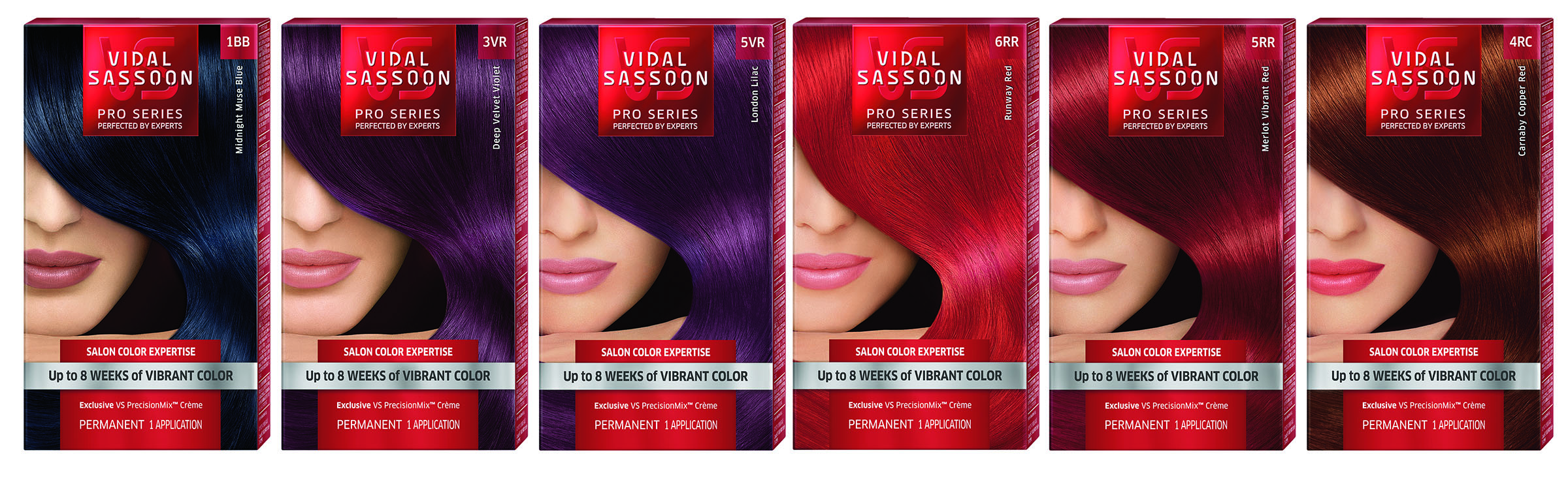 Vidal Sassoon Pro Series London Luxe Collection