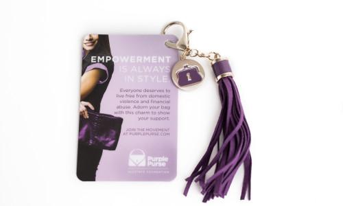 The Allstate's Foundation Purple Purse Challenge <small class=