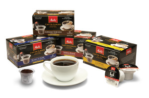 Melitta Single Serve Coffee group shot