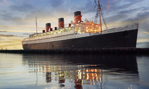 Celebrate The Queen Mary&#8217;s 80TH Anniversary! <small class=