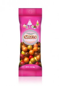 Autumn Mix Sixlets 1.75oz