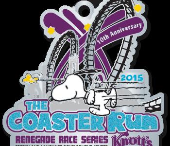 10th Annual Coaster Run <small class=