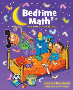 Bedtime Math 2 Cover