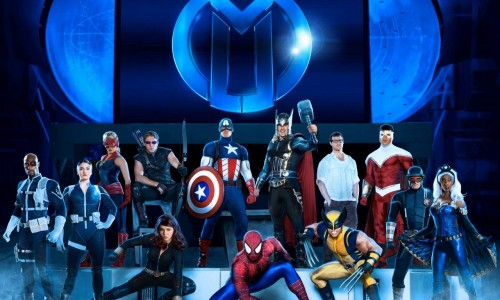 Marvel Universe LIVE! Debuts in Greater Los Angeles <small class=