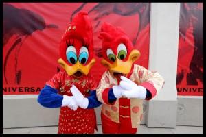 Winnie-Woody Woodpecker - Lunar New Year at USH