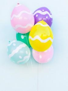 Egg Balloons
