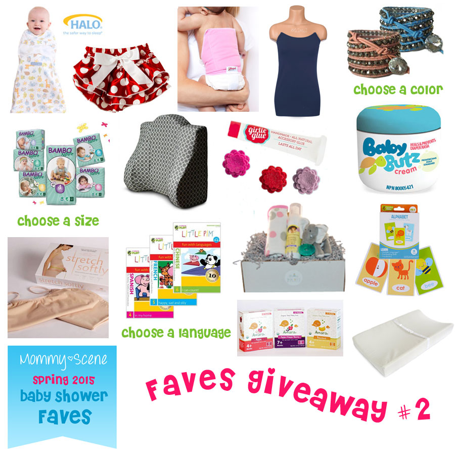 baby shower faves giveaway2