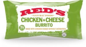 Chicken-and-Cheese-Burrito