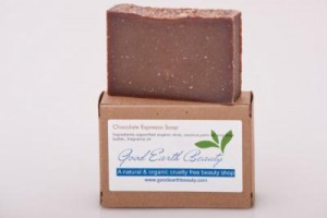 GEB Chocolate Soap