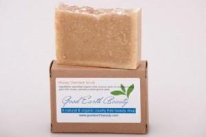 GEB Oatmeal Soap