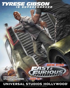 Fast Furious-Supercharged Tyrese poster art