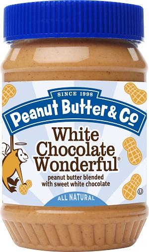 White Chocolate Wonderful
