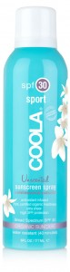 COOLA Sport SPF 30 Unscented Spray