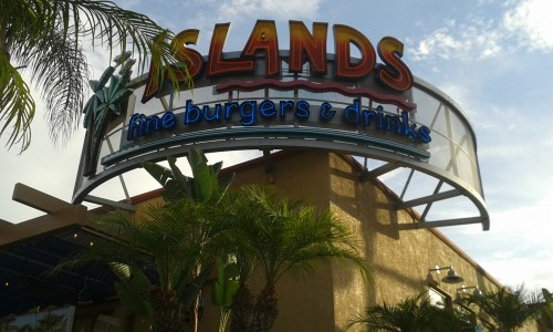 Celebrate Long Summer Days with New Menu Items at Islands Restaurants <small class=