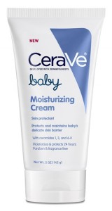 Cerave Baby Moisturizing Cream (Tube)
