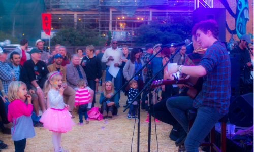 Folk Revival Festival Invites Families to the Wee Folk Village <small class=