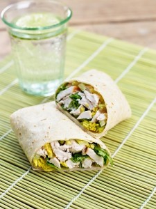 BFree Multigrain Wraps Chicken Ceasarsmallle